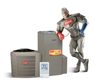Updating an HVAC System