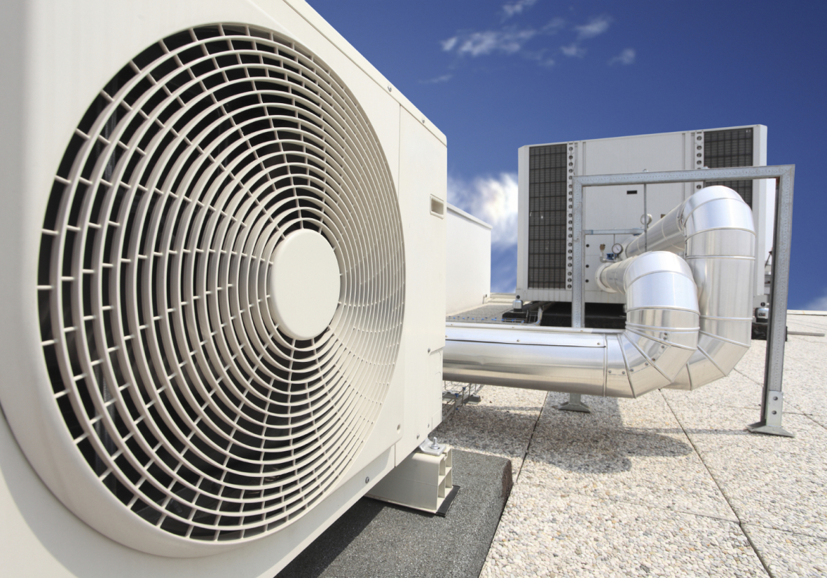 total comfort systems heating & air conditioning